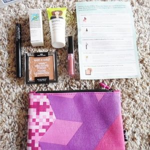 ipsy Glam Bag June 5 samples.